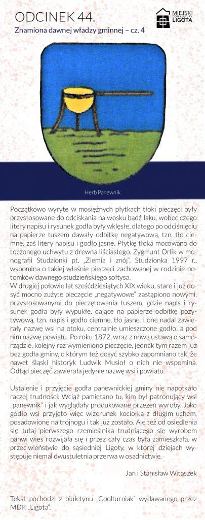Herb Panewnik
